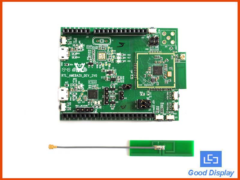 RTL8720 CF WiFi+BLE4.2, Multi-function Realtek development board RTL8720CF-EVB