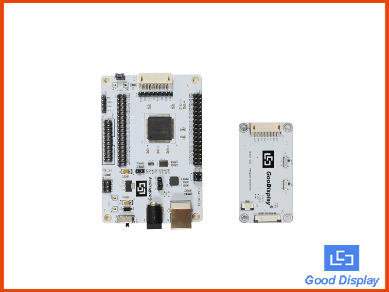 E-paper display kit for Raspberry PI, e-ink display kit with SPI interface(Discontinued)