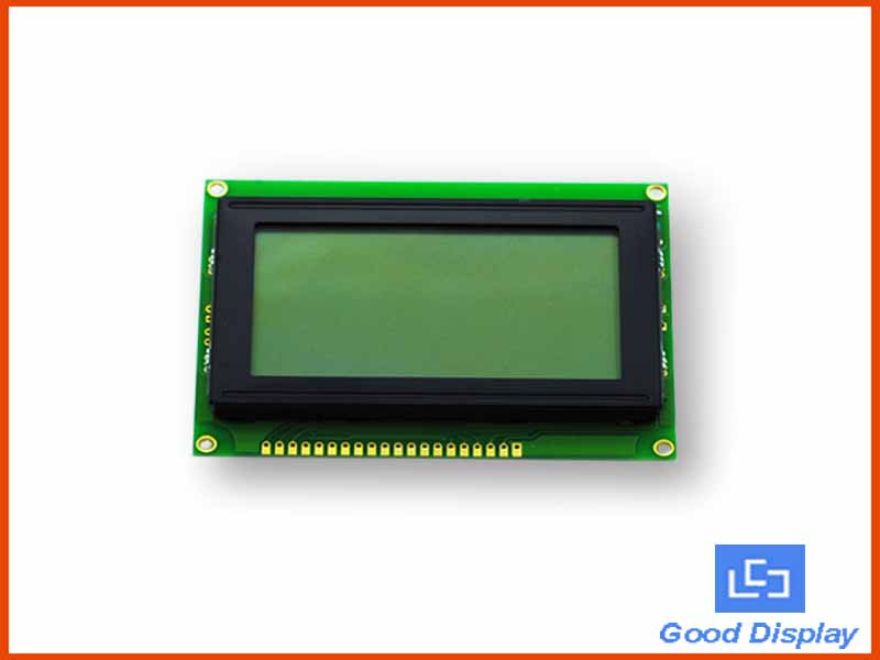 128x64 LCD with operating  temp at -40℃YM12864J-7